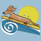 Surf's Pup by Diana-Lee Saville