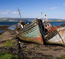 Starboard list by Lorraine Parramore