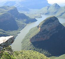 Blyde River Canyon by 3phoria
