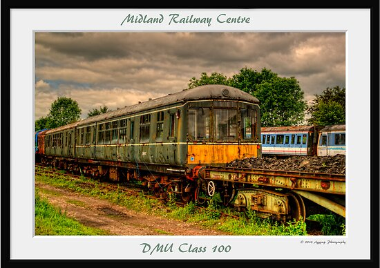 DMU class 100 by David J Knight