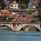 Untertor bridge, Bern by eveline
