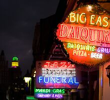 407 Bourbon Street by Jimmy Wasson