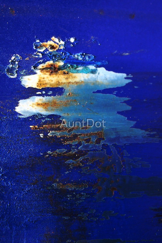 The Moonlight Oil by AuntDot