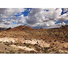 Arizona Cliffs Photographic Print