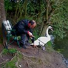 The Swan Whisperer by dougie1page2
