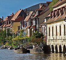 """Little Venice"" - Bamberg by David J Dionne"