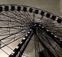 The Wheel by Fledermaus