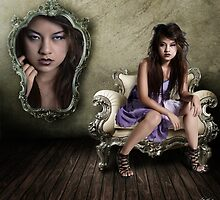 Double Vision by ikonvisuals