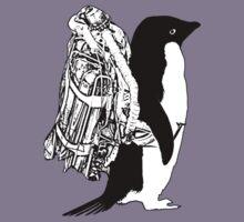 Jet Pack Penguin Kids Clothes