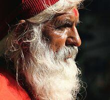 The INDIAN sage # 1 by debjyotinayak