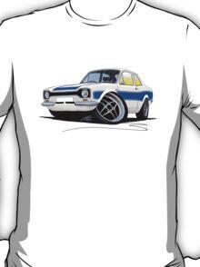 Ford Escort (Mk1) RS2000 White T-Shirt