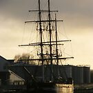 The Dunbrody (A closer View) by eithnemythen