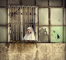 Lady in Aleppo #0101 by Michiel de Lange