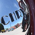 Small Town America~ Reflections of a Car Show by Rachel Sonnenschein