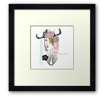 Late Night Rendezvous Framed Print