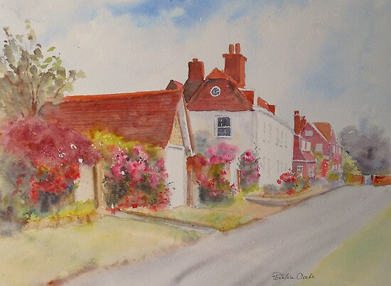 Another corner of Winchelsea by Beatrice Cloake