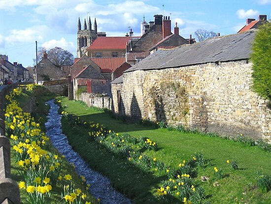 Helmsley, West Yorkshire, England by hjaynefoster