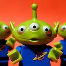 Little Green Men by smokebelch