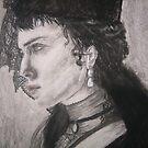 Profile of European Aristocrat by Zelli