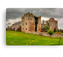 Blencowe Hall Canvas Print