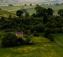Above Crowdecote by David J Knight