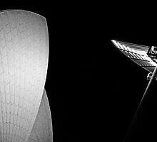 Lighting - Sydney Opera House by DavidVagg