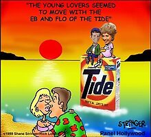 Eb & Flo Of The Tide by Londons Times Cartoons by Rick  London