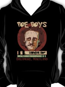 Poe Boy's Sandwich Shop T-Shirt