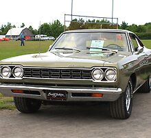 1968 Plymouth Roadrunner by HALIFAXPHOTO