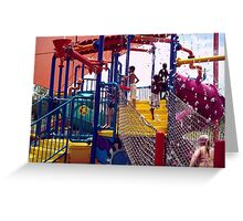 Leanyer Recreation Park ~ Northern Territory Greeting Card