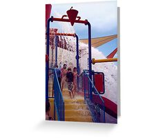 The Bucket ~ Leanyer Recreation Park ~ Northern Territory Greeting Card
