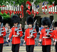 Trooping The Colour: London, UK by DonDavisUK