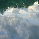 Clouds in the Lake by Karen K Smith