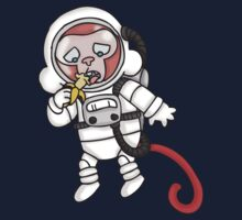 Space Munkey by Louise Forshaw