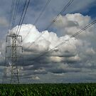 Power Lines by Rick Dunstan