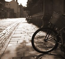 Merton Street, Oxford by Matthew Walters