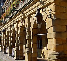 Rothenburg  - Rathaus by David J Dionne