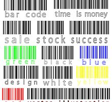 Bar codes by robertosch