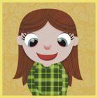 Smiley Girl by orangepeel