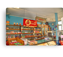 Gilbertsons Country Store-2 Metal Print