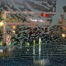 Carwash Abstract 1  by heatherfriedman