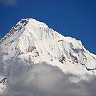 Flying High Over Mt. Hood by Jennifer Hulbert-Hortman