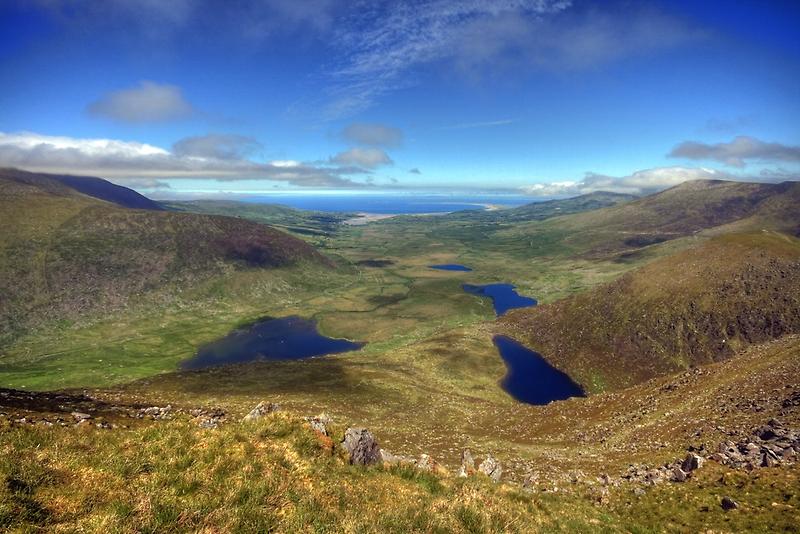 The Connor Pass by John Quinn