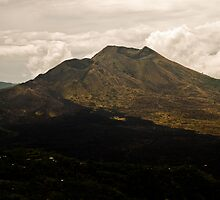 Batur Volcano by Keith Irving
