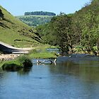Dovedale, Debyshire Peak District by saxonfenken