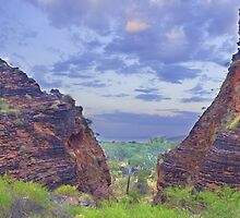 Mirima National Park - Kununurra by Mark Mathieson