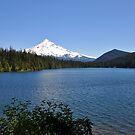 Mt. Hood at Lost Lake, Oregon by Bob Hortman