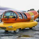 The Wienermobile by Larry Lingard/Davis