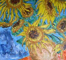Sunflower I. by Gica