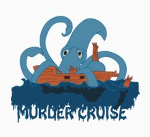 Murder Cruise Squid by TotalKaosE